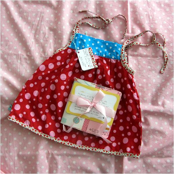 kleid-minibook-gift